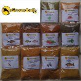 Groundbait Partikel Fischfutter / Lockfutter 10kg Beutel ( 10 Sorten )