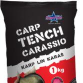 Futtermittel Carp Tench Carassio 1000g In 4 Verschiedenen Sorten