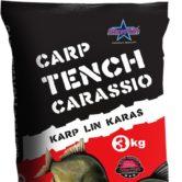 Futtermittel Carp Tench Carassio 3000g In 4 Verschiedenen Sorten